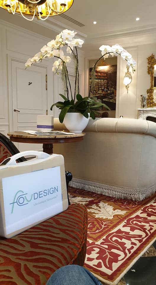 Parfum Sonore : Maintenance en hôtel 5 étoiles à Paris