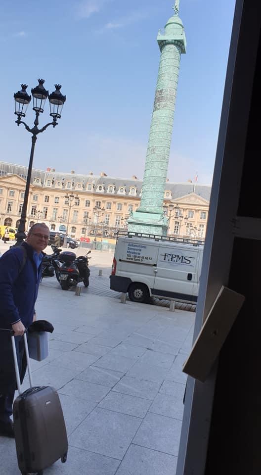 21 mai 2019 – Gucci place Vendôme, Paris – Installation «Un Parfum Sonore»